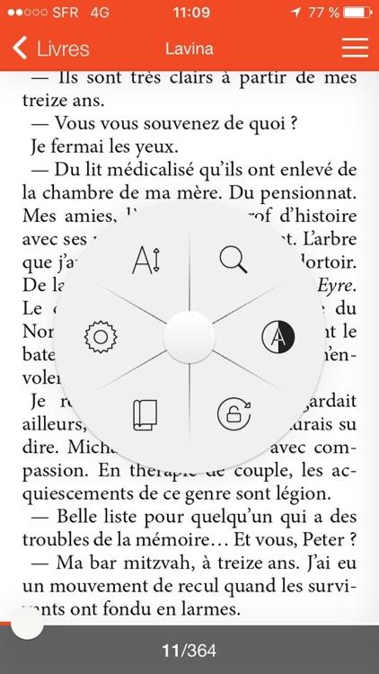 Belgique Loisirs eBooks screenshot-3