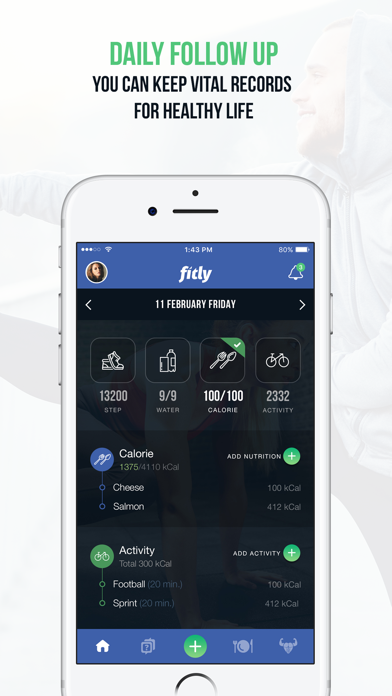Fitly Nutrition and Exerciseのおすすめ画像4