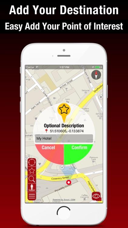 Seville Tourist Guide + Offline Map screenshot-4