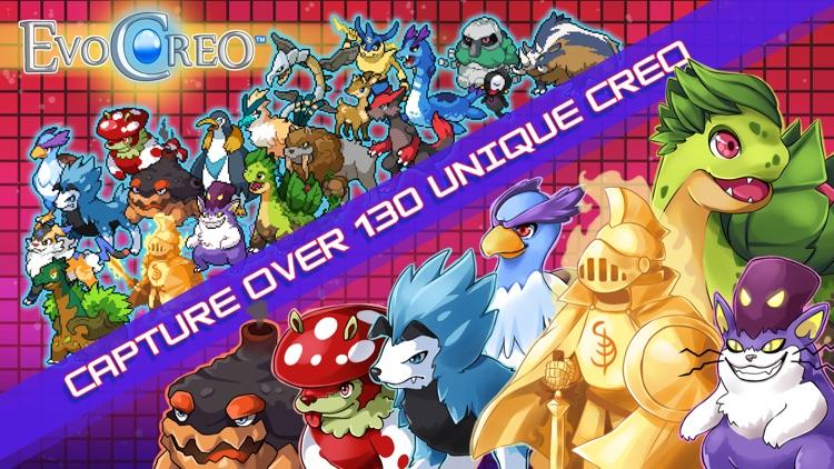 EvoCreo - A Monster Capture RPG