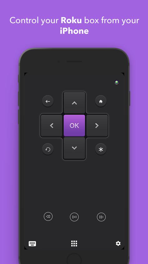 App screenshot for Remote 11 | Remote for Roku