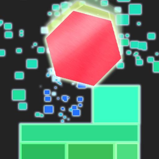 Hex Grind, Hop Hex Smashy Brick iOS App
