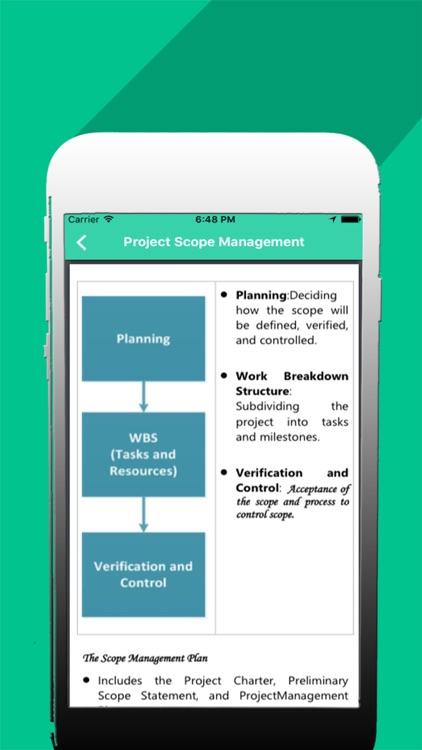 Learn Project Management screenshot-3