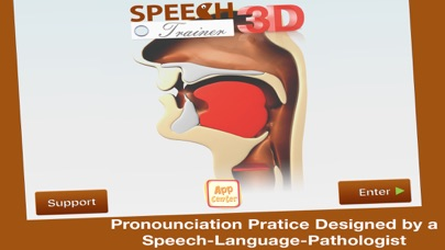 Speech Trainer 3d review screenshots