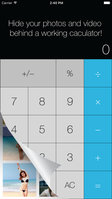Download Calculator Photo Vault - Private photo & video for Pc