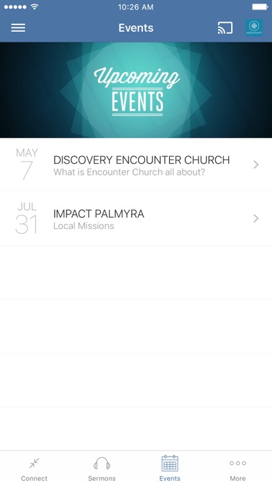 Encounter Church of Palmyra screenshot 3