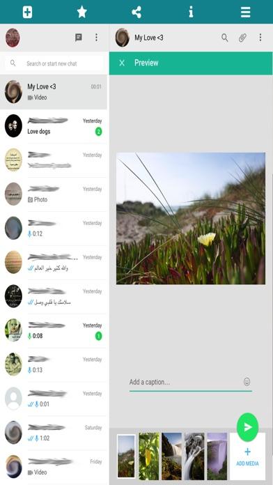 WhatsPad for Whatsweb app image