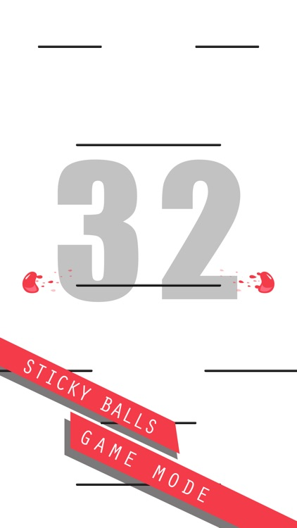 StickyBalls Deluxe - Addicting Fall Down Game