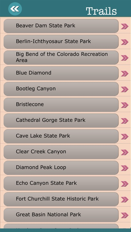 Nevada State Campgrounds & Hiking Trails screenshot-3