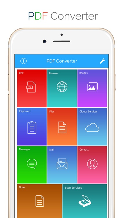 PDF Converter Documents To PDF screenshot-0