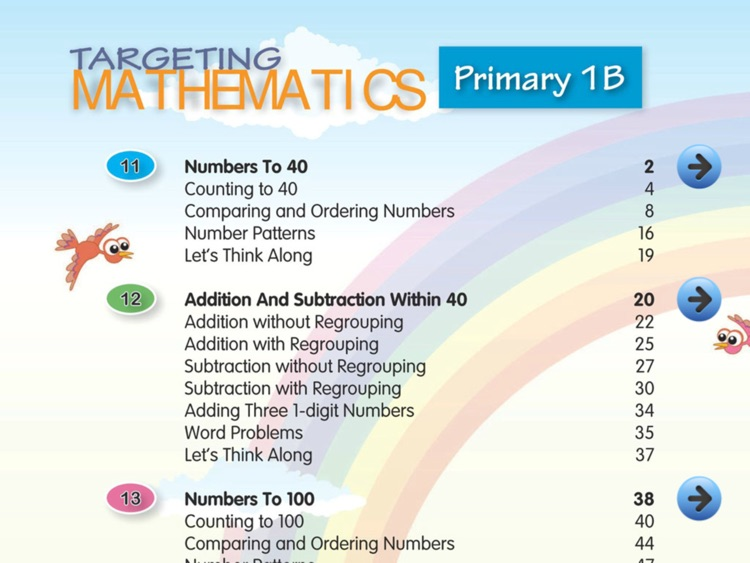 Targeting Maths 1B