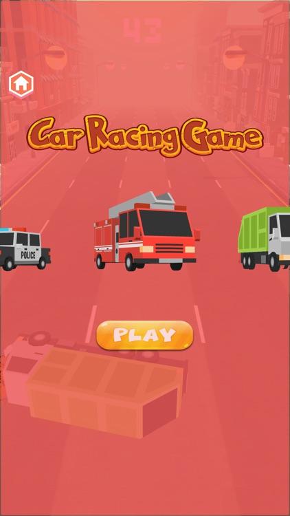 car racing extreme crash games for kids