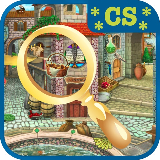 Hidden Object Village:Find and Spot the difference