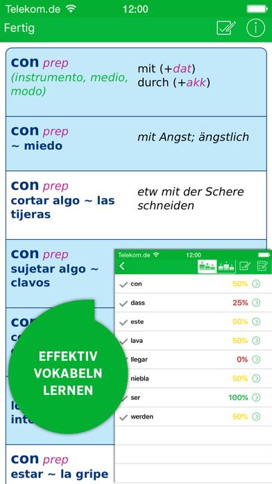 Wörterbuch Spanisch - Deutsch ADVANCED von PONSのおすすめ画像5