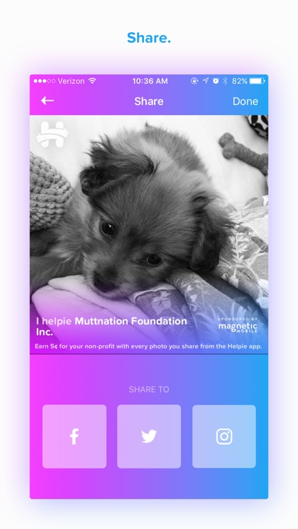 Helpie Photo App screenshot-3