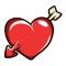 Heart iMessage Stickers