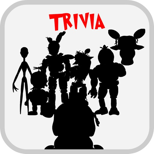 """Tap To Guess Freddy's Trivia Quiz for """"FNaF 4"""" Fan iOS App"""
