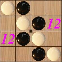 黑白棋 Battle 12x