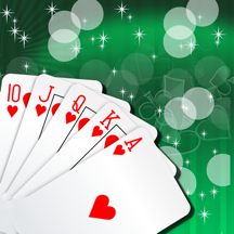 Five Card Stud - Free Straight Poker Game