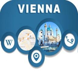 Vienna Austria Offline City Maps Navigation & Tran