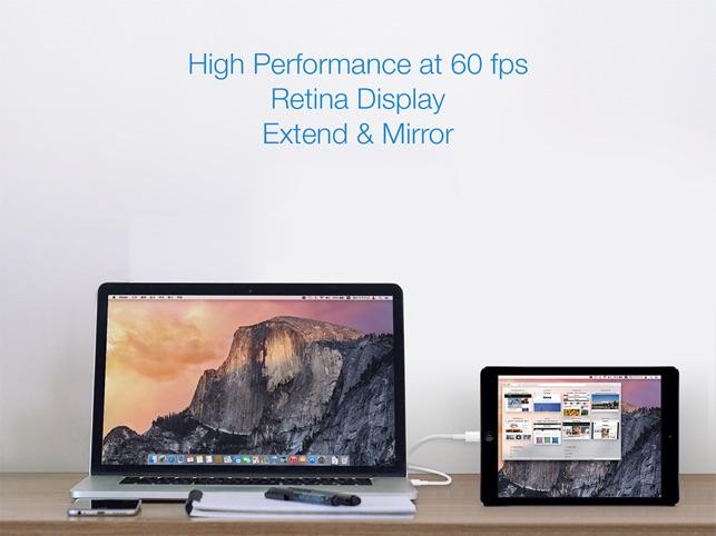 Splashtop Wired XDisplay HD – Extend & Mirror Screenshot