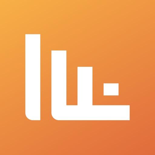 Fit Radio - Workout Music, Running, Cardio Coach app logo