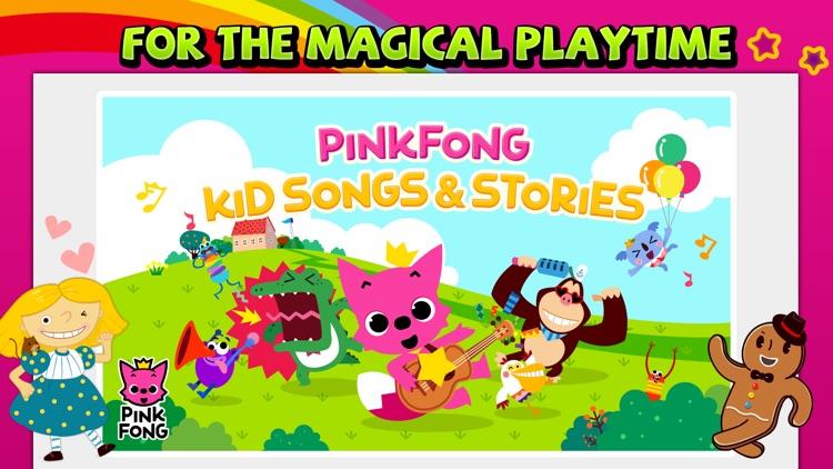 Kids Songs | Videos| Educational Stories| PINKFONG screenshot-0