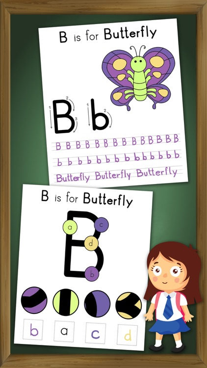 ABC alphabet learning games for kids – Pro screenshot-4