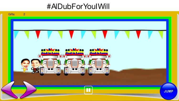 ALDUB Run - ALDUB Game screenshot-0