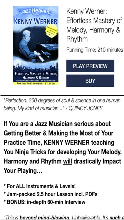 Jazz Piano Lessons Learn How to Play Scales Licks screenshot-3