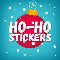 Ho-Ho Stickers