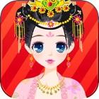 ファンシーリトルプリンセス - 女の子のドレスアップゲーム icon