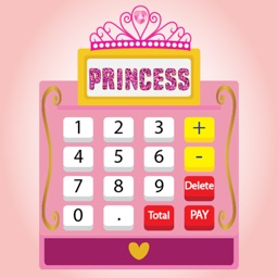 Princess Cash Register - Girl's Shopping Game