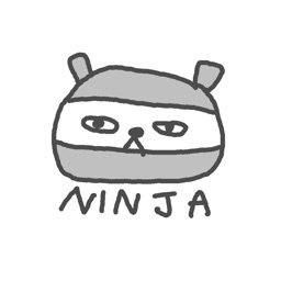 Ninja Stickers!!