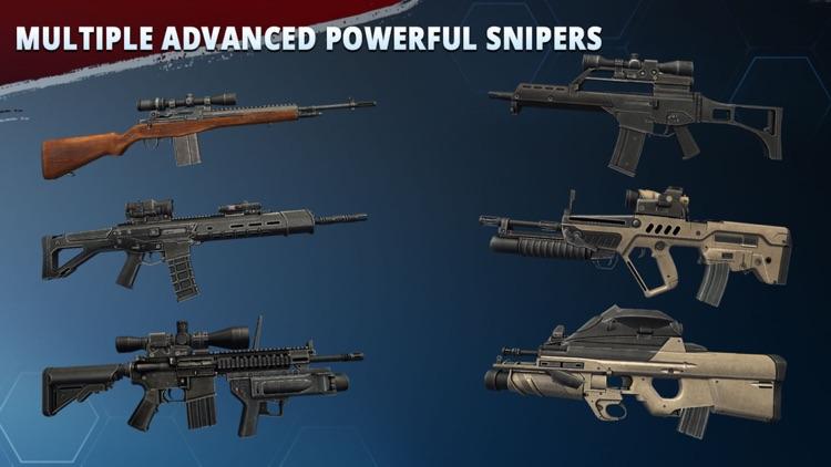 City Sniper Legend - Shooter Game 2017 screenshot-4