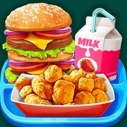 School Lunch Food