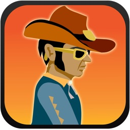 Outlaw Ranger - Save the hijack train – Free version