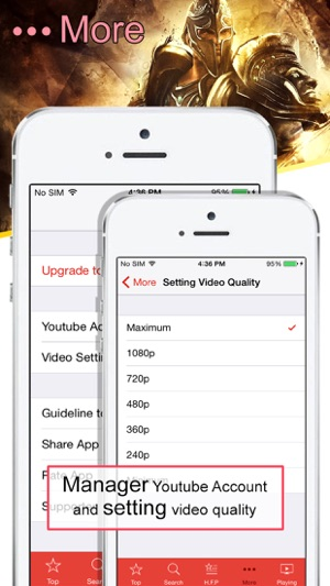 MyTube - Stream and Play on the App Store
