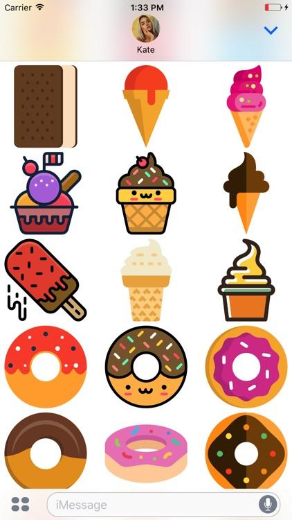 Finger Lickin' Sticker - All Time Favorite No Diet screenshot-3