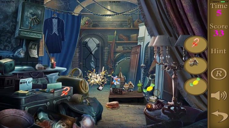 Hidden Objects Of The House Of Secrets screenshot-4
