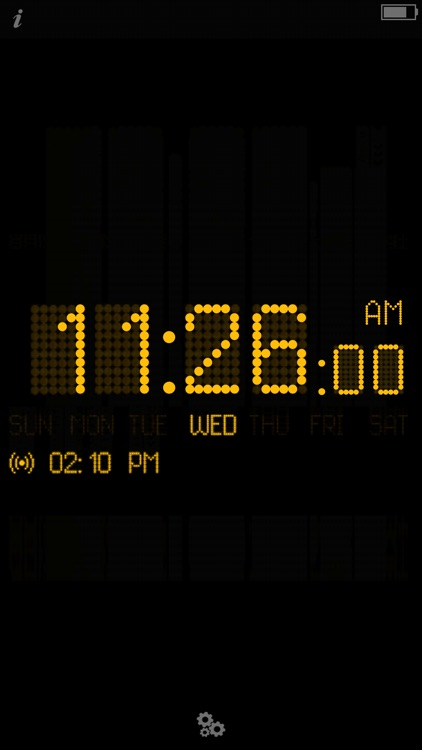 Tap Alarm Clock screenshot-4