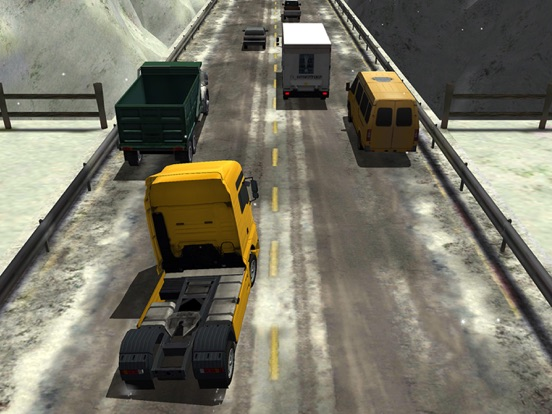 Traffic Racer для iPad