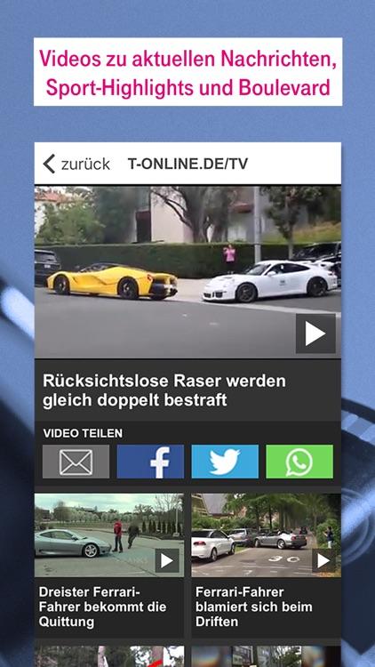 t-online.de Nachrichten und E-Mail screenshot-4