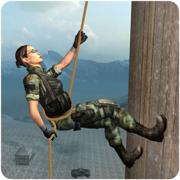 美国陆军训练学校 - 障碍训练营生存任务