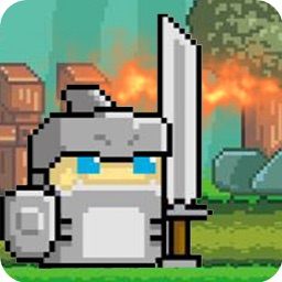 Knight Quest : Pixels Shadow Revenge