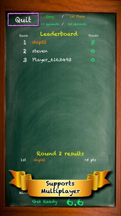 Fun Math - Brain Training screenshot-3