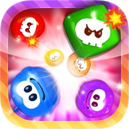 Candy Sweet Frenzy: Connect lines puzzle game