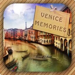 Hidden Objects:A Venice Memories