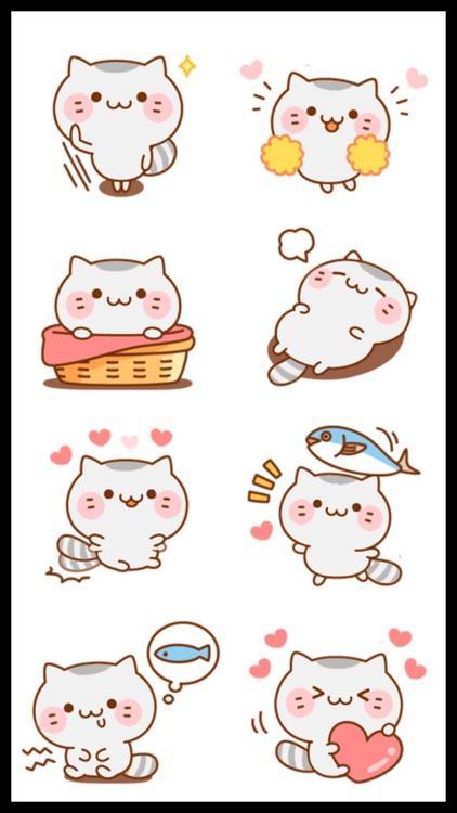 Kitty Sticker Pack screenshot-3