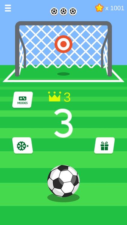 Finger Shoot (Soccer Football)